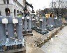 Neue Sicherheitspoller auf Wiener Kärnter Straße