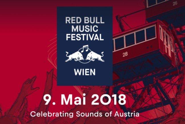"""Ein neuer Musik-Event für Wien: Das """"Red Bull Music Festival"""""""
