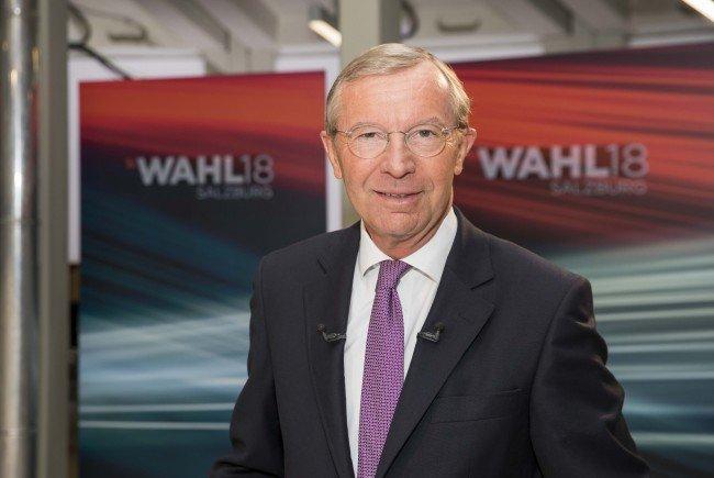 Landtagswahl Salzburg: Landeshauptmann Wilfried Haslauer meldet sich in der Landtagswahl zu Wort.