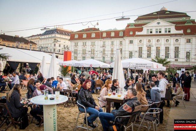 Sand in the City startet mit einem Österreich-Schwerpunkt in die neue Saison.