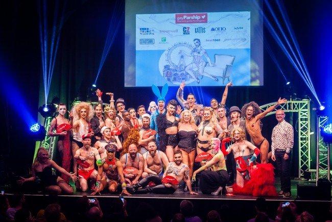 5 Jahre Vienna Boylesque Festival in Wien