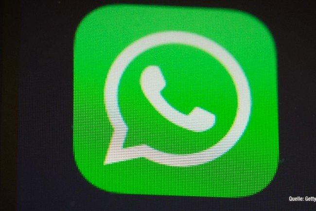 WhatsApp hat seine Richtlinien angepasst. / Symbolfoto