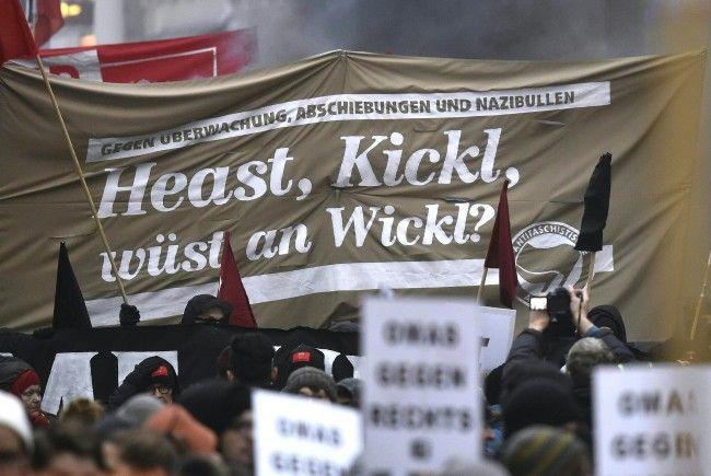 Die Demo beginnt am 19. April bei der Uni Wien.