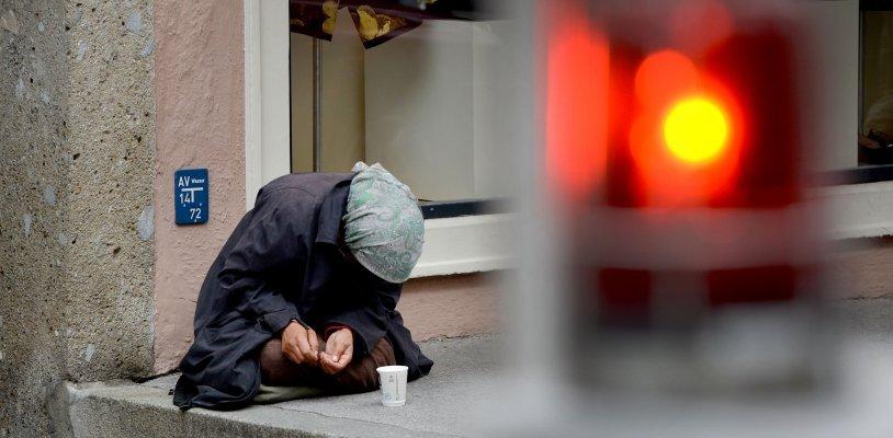 Statistik: 18 Prozent der österreichischen Bevölkerung waren 2017 armutsgefährdet