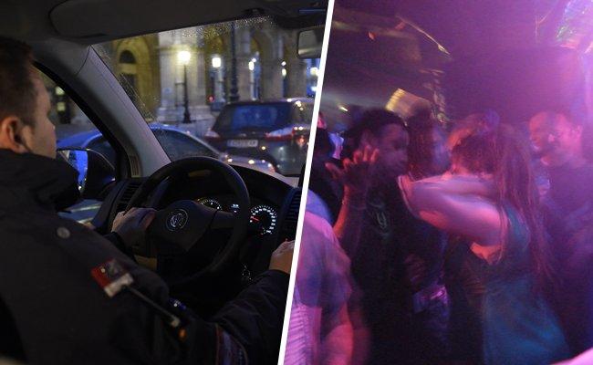 Der Auftritt von Gigi D'Agostino im Bollwerk Wien sorgte für einen Polizeieinsatz.