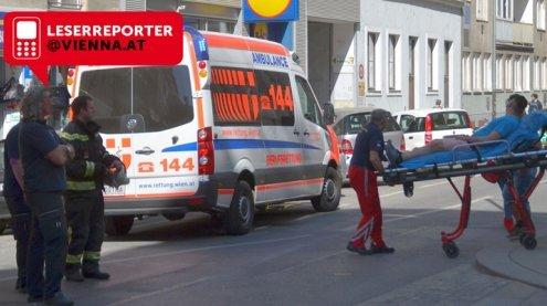 Arbeitsunfall in Wien-Margareten: Mann geriet in eine Teigmaschine