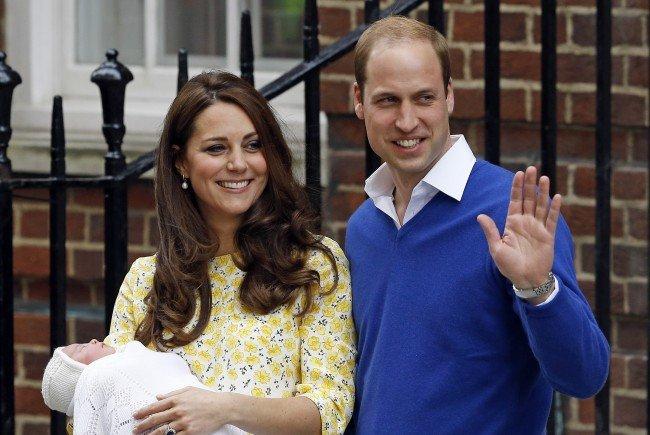 Prinz William und Kate erwarten ihr drittes Kind.