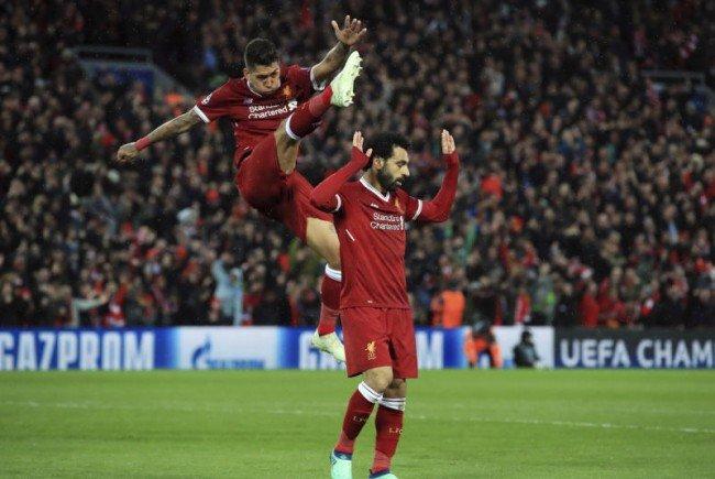 Jubel beim FC Liverpool