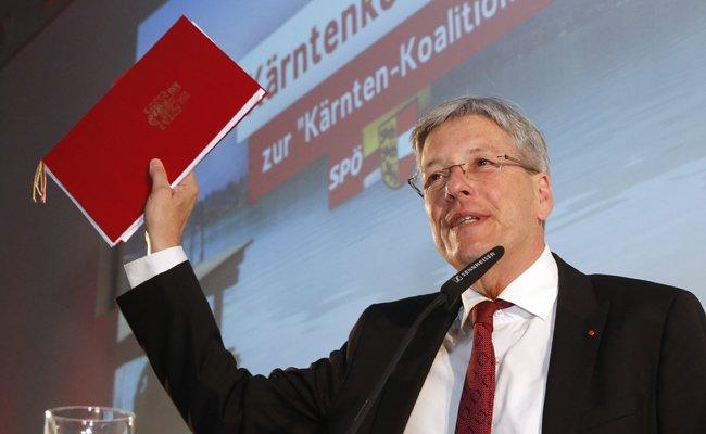 Künftig gibt es drei rote Bundesräte aus Kärnten.