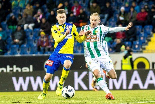 LIVE-Stream und TV-Übertragung zum Spiel SK Rapid Wien gegen SKN St. Pölten.