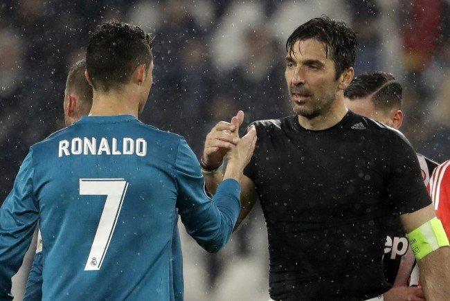 Ronaldo schießt Real in 97. Minute ins Halbfinale