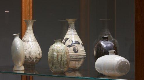 Asiatische Keramik im Fokus von neuer Kunst-Schau im MAK Wien