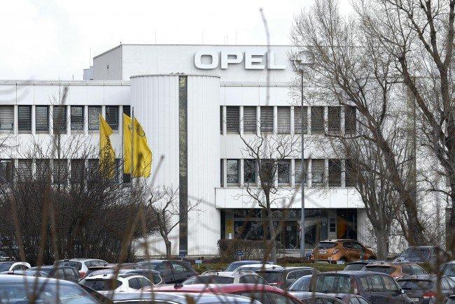 Opel baut im Werk in Wien-Aspern rund 140 Arbeitsstellen ab.