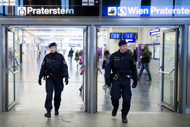 Mit dem Praterstern wird in Wien erstmals ein Alkohlverbot erlassen.