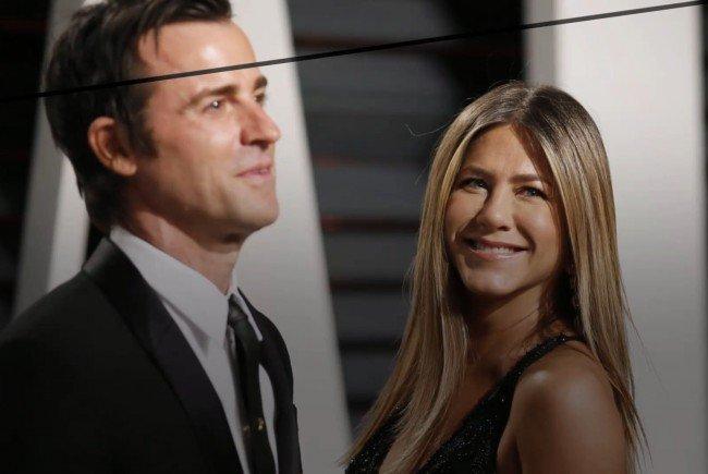 Auch Jennifer Aniston und Justin Theroux gaben 2018 ihre Trennung bekannt.