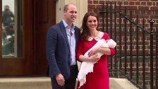So soll das Baby von Kate und William heißen