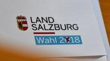 Salzburg-Wahl: NR-Wahl zog mehr Wähler an