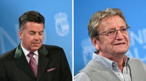 Parteien FPS und SBG nach Salzburg-Wahl vor dem Aus