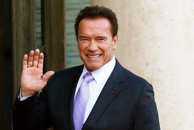 Arnold Schwarzenegger musste sich einer Herz-OP unterziehen.