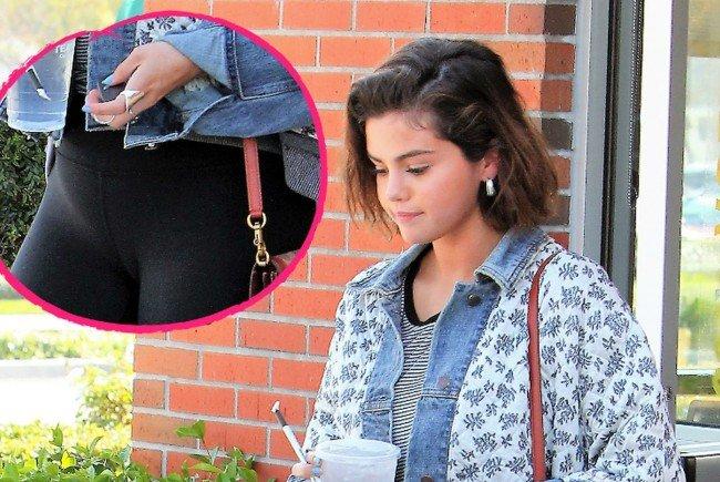 Ist Selena schwanger?