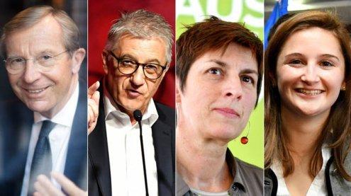 So verbringen die Kandidaten der Salzburg-Wahl den Wahlsonntag