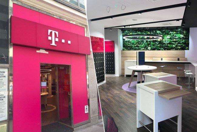 Am 11. April 2018 öffnet in der Rotenturmstraße 17 im ersten Wiener Gemeindebezirk zum ersten Mal der T-Mobile-Flagship-Store.