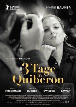 3 Tage in Quiberon – Trailer und Kritik zum Film