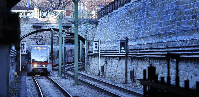 Gleisarbeiten: Teilsperre der Linie U6 zwischen Alterlaa und Siebenhirten