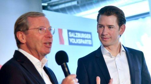 """Wahlkampfabschluss der ÖVP in Salzburg: """"Es geht noch was!"""""""