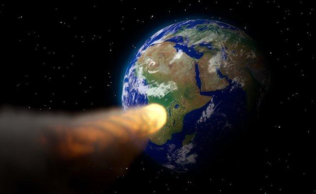 Am 23. April soll Planet X auf die Erde stürzen.