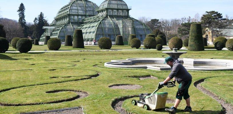 Grünste Stadt: Knapp halb Wien ist grün