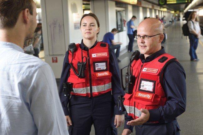 Was darf das Sicherheitsteam der Wiener Linien? Hier alle Infos zu den neuen Öffi-Securities.
