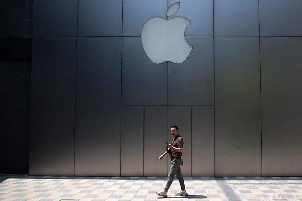 Ein Großteil der Investitionen floss in den Apple-Konzern