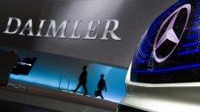 600.000 KFZ: Daimler droht Massenrückruf