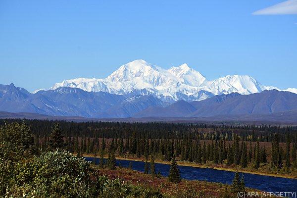 Plain bezwang den Denali und weitere hohe Berge