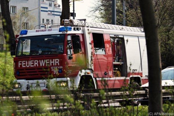 Elf Feuerwehren waren im Einsatz