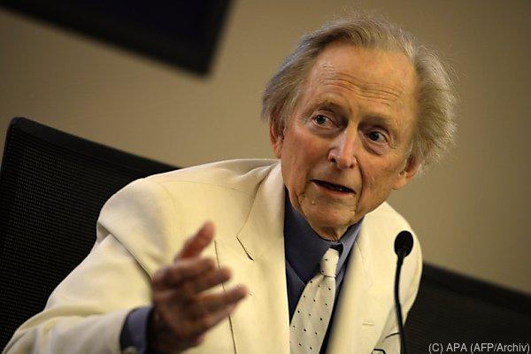 US-Schriftsteller Wolfe starb mit 87 Jahren