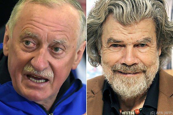 Wielicki und Messner vollbrachten Heldentaten