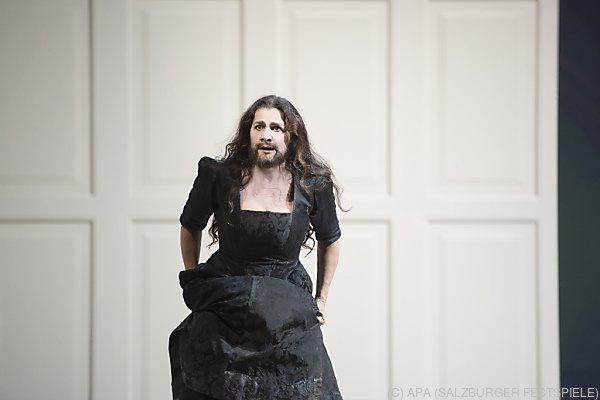 """Cecilia Bartoli als """"Ariodante"""" in Salzburg"""