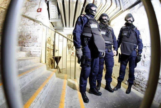 Gemeinsam mit der WEGA konnte das Stadtpolizeikommando und das Landeskriminalamt ein Lokal an der Heiligenstädter Lände kontrollieren.