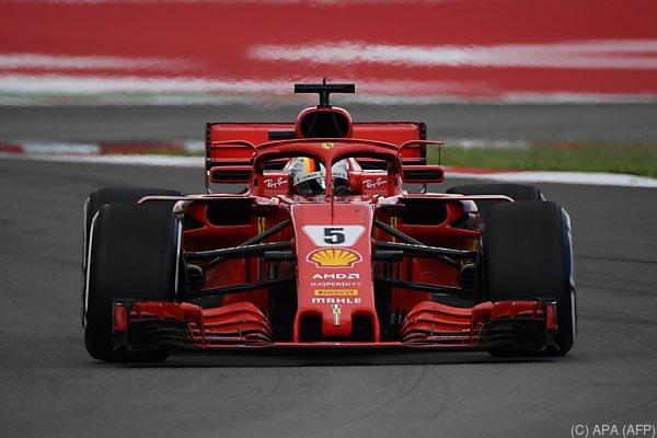 Sebastian Vettel verlangt Fortschritte