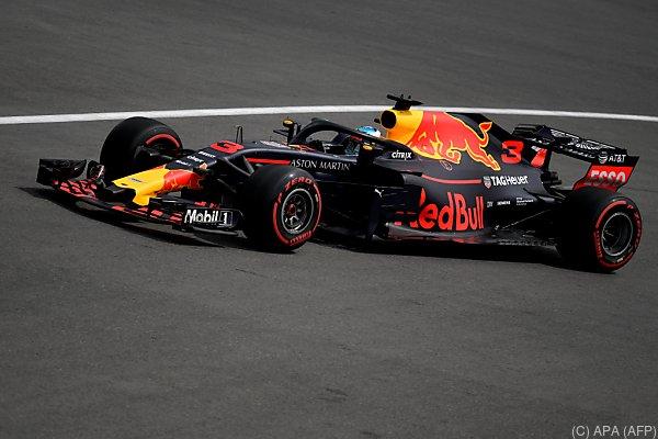 Daniel Ricciardo zählt in Monaco zu den Favoriten