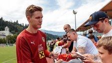 ÖFB-Torhüter leiden mit Liverpool-Unglücksraben