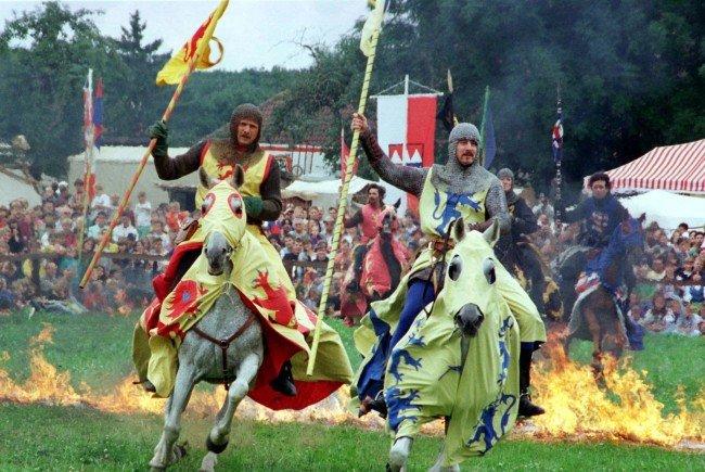 Das Mittelalter-Fest beginnt am Freitag. / Symbolbild