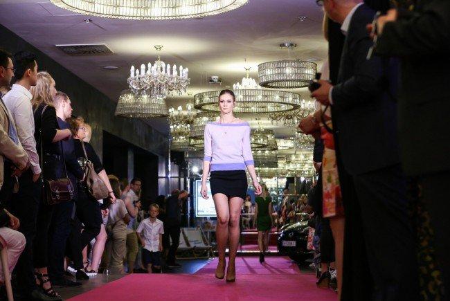 Das Mode und Lifestyle Event wird auch heuer wieder im Falkensteiner Hotel Wien-Margareten präsentiert.
