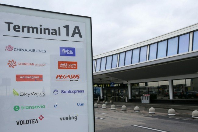 Eine Transavia-Maschine musste außerplanmäßig am Flughafen Wien-Schwechat landen.