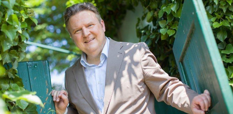 Michael Ludwig zeigt sich optimistisch: Der neue Bürgermeister von Wien im Interview