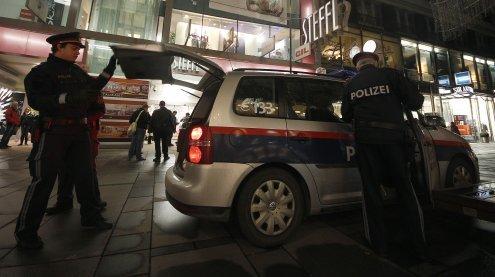 Bombenalarm auf der Kärntner Straße: Fußgängerzone gesperrt