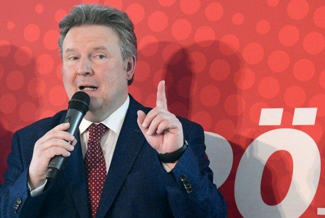 Michael Ludwig hat seinen Vorsitz abgegeben.