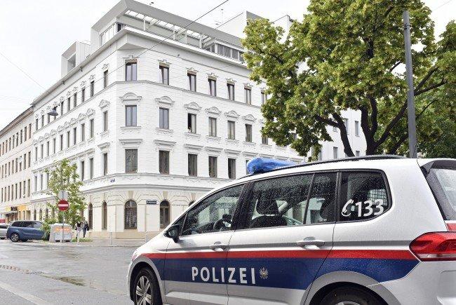 Die Frau wurde in einer Wohnung in Wien-Favoriten aufgefunden.